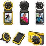 CASIO EXILIM EX-FR100 Outdoor Kamera für 199€ (statt 299€)