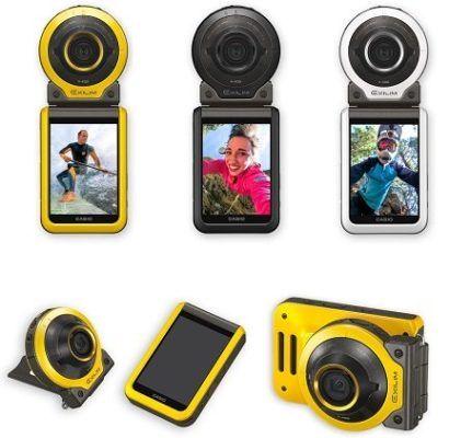 CASIO EXILIM EX FR100 Outdoor Kamera für 199€ (statt 299€)