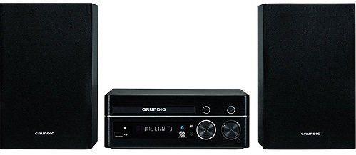 Grundig M 1100   Kompaktstereoanlage mit CD Player und Bluetooth für 84,99€ (statt 119€)