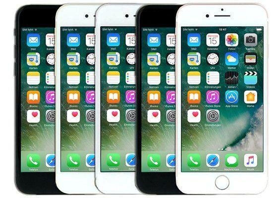 Apple iPhone 7 mit 32GB (neuwertig) für 479,90€ (statt neu 560€)