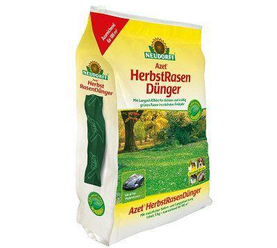 NEUDORFF Azet Herbstrasendünger 5 kg für 12,99€ (statt 17€)