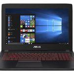 ASUS FX502VM-FY291 Gaming Notebook – 15,6″-Laptop mit 4 x 2,8 GHz und 1 TB HDD für 999€ (statt 1075€)