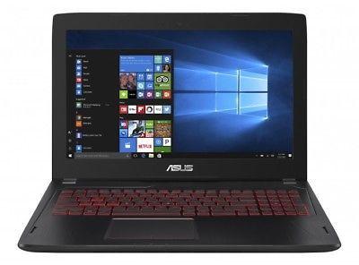 ASUS FX502VM FY291 Gaming Notebook   15,6 Laptop mit 4 x 2,8 GHz und 1 TB HDD für 999€ (statt 1075€)