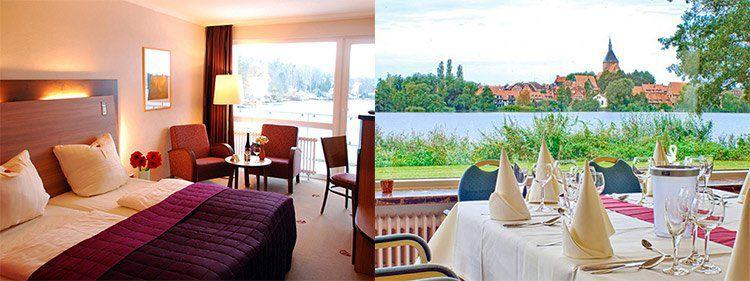 Gutschein: 4 ÜN in Mölln in 4* Seehotel inkl. Frühstück & mehr für 100€ p.P.