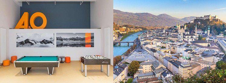 A&O Hotelgutschein für 2 Personen 3 Tage   18 Städte   4 Länder (opt. 2 Kinder) für 79,99€