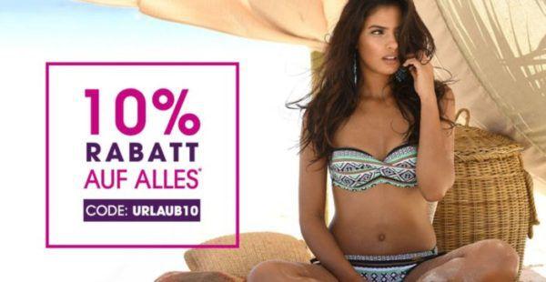 Lascana mit 15% Rabatt auf Bikinis o. 10% auf Alles