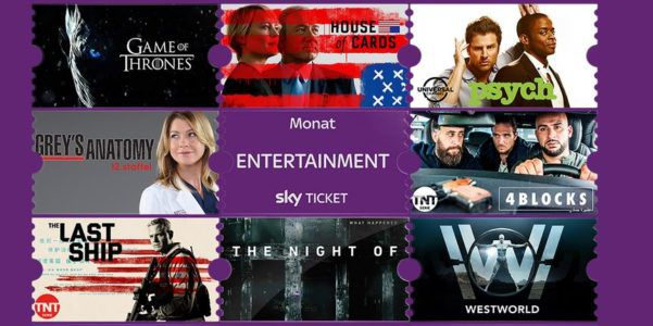 2 Monate Sky Entertainment Ticket inklusive Serien   Walking Dead bis Staffel 8