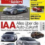auto motor und sport – Jahresabo für 109,20€ + 105€ Amazon Gutschein oder 100€ Verrechnungsscheck