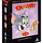 Tom & Jerry Collecters Edition Vol 1- 6 (DVD) für 15,14€
