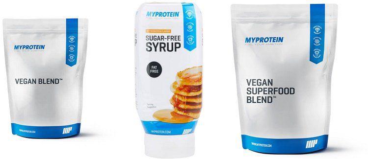 40% Rabatt auf veganes Sortiment bei Myprotein + VSK frei ab 49€
