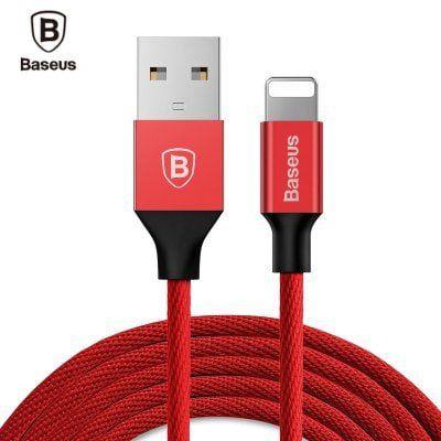 Baseus Yiven 8 Pin Daten  und Ladekabel (1,8m) für 2,34€