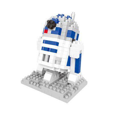 Mini R2 D2 aus 267 Teilen zum selber aufbauen für 1,88€