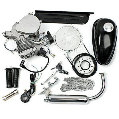 Motor Kit mit 2 PS (max 38km/h) für das Fahrrad etc. für 76,15€