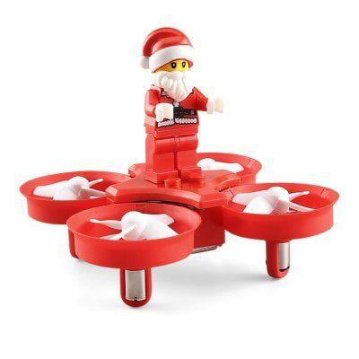 JJRC H67 Flying Santa Claus RC Quadcopter   RTF für 13,60€