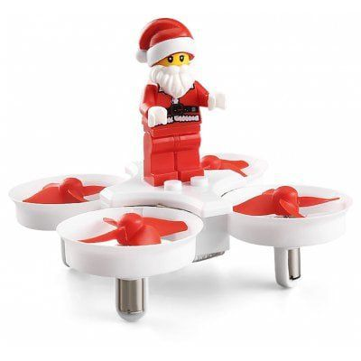 JJRC H67 Flying Santa Claus RC Quadcopter   RTF für 9,54€