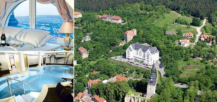 Gutschein: 2 ÜN am Fuße des Kyffhäuser inkl. Frühstück & Wellness in hoteleigenen Therme für 74,99€ p.P.
