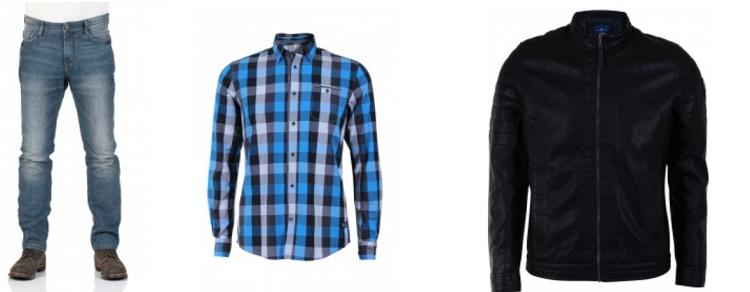 20% Rabatt auf Kleidung von Tom Tailor bei Jeans Direct bis Mitternacht