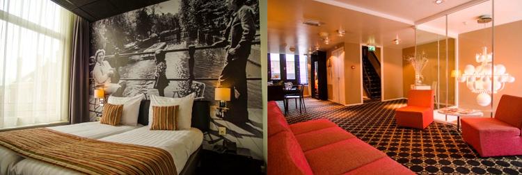 1   4 ÜN im 3* Hotel in Amsterdam inkl. Frühstück ab 39,50€ p. P.