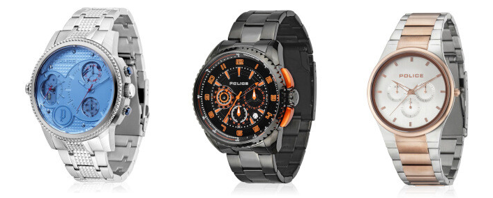 Police & Timberland Uhren Sale bei vente privee   z.B. Police Splendor für 56,40€ (statt 100€)