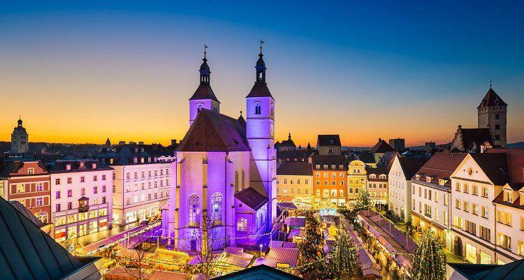 1   3 ÜN nahe Regensburg inkl. Frühstück und Willkommensgetränk ab 39,50€ p.P.