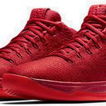Air Jordan XXXI Low Herren Sneaker in Rot für 83,23€ (statt 110€)