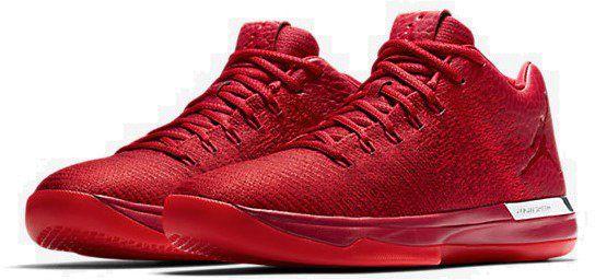 Air Jordan XXXI Low Herren Sneaker in Rot für 83,23€ (statt 110€)