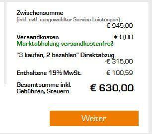 3x HP 27 Curved Monitore kaufen und 2 zahlen (630€ statt 937€)