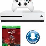 Xbox One S 1 TB + Halo Wars 2 o. Gears of War 4 + Fifa 18 ab 242,94€