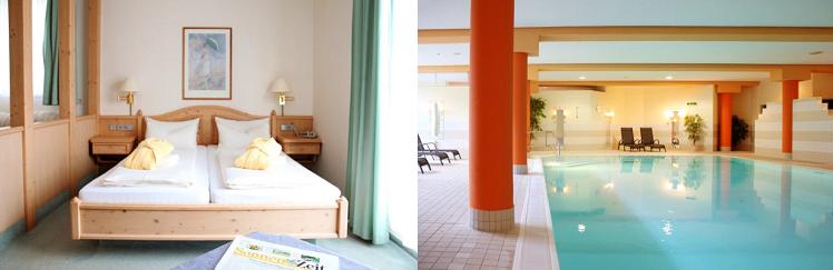 2, 3, 4 o. 7 ÜN im Erzgebirge im 4* Hotel inkl. Halbpension, Spa & Skilift Nutzung ab 89€ p.P.