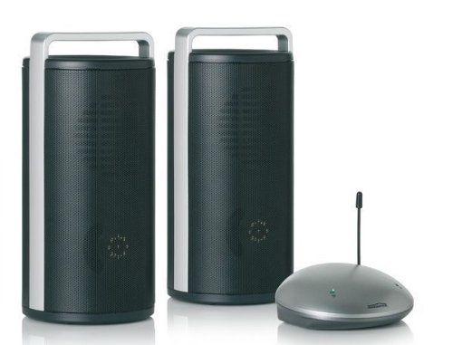 Marmitek Speaker Anywhere 200 Funklautsprecher für 44€ (statt 71€)