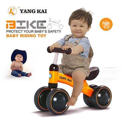 YANG KAI Q1 + Baby Laufrad für 16,24€ (statt 30€)