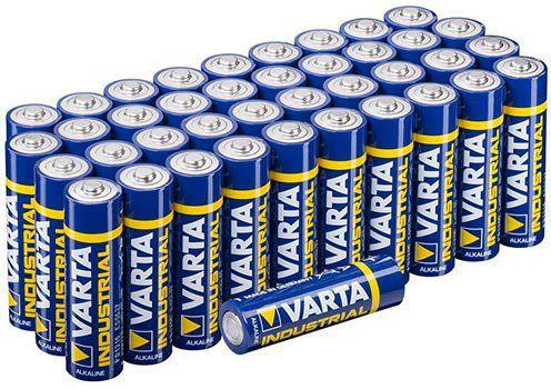 Varta Mignon AA LR6 40 Stück für 8,99€   Amazon Prime