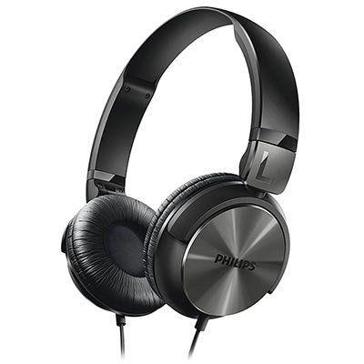 PHILIPS SHL3160BK/00 Bügelkopfhörer mit DJ Monitoring für 11€ (statt 20€)