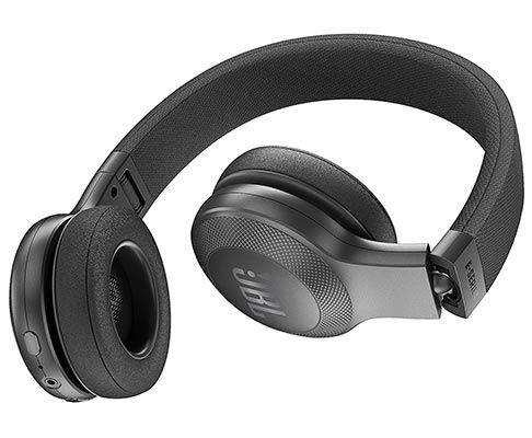 JBL C45BT   faltbarer BT Kopfhörer mit Mikrofon für 49€ (statt 99€)