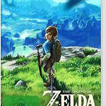 The Legend of Zelda: Breath of the Wild (Nintendo Switch) ab 37€ (statt 50€)