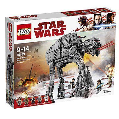 Lego Star Wars (75189) First Order Heavy Assault Walker ab 89,99€ (statt 105€)