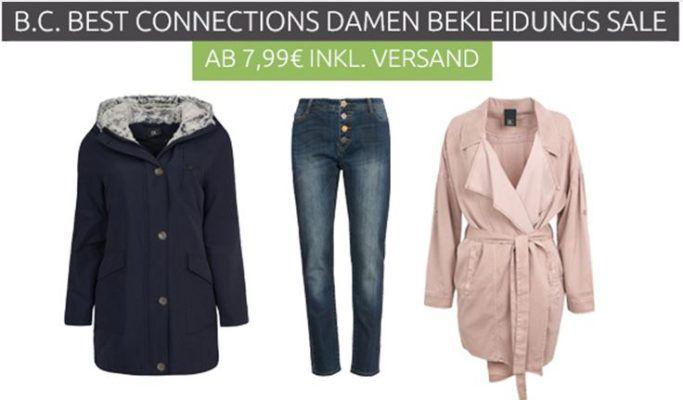 B.C. Best Connections Damen Fashion Sale ab 7,99€   MBW 19€
