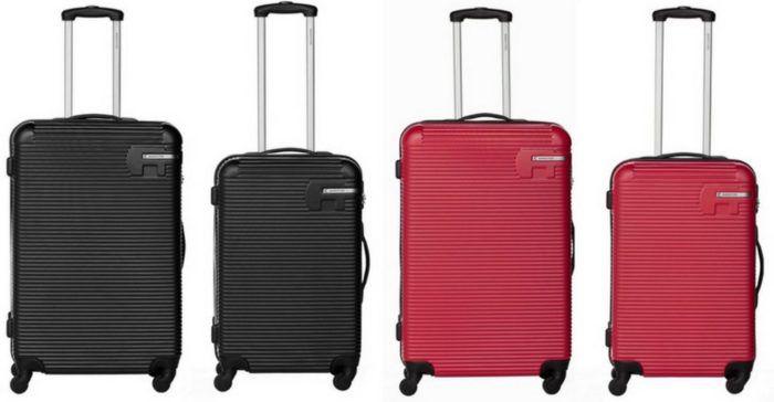 Bannisters Hudson 2er Set ABS Koffer in 2 Farben für je Set 79€    eBay Plus nur 71,10€