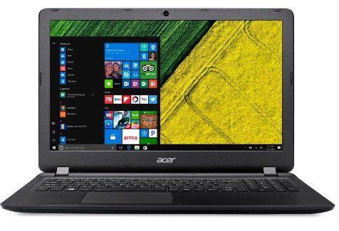 Acer Aspire ES1 523 81GW   15,6 Zoll Full HD Notebook mit 256GB SSD für 399€