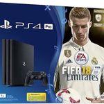 PlayStation 4 Pro 1TB + FIFA 18 + PS Plus 14 Tage für 359,99€ (statt 403€)