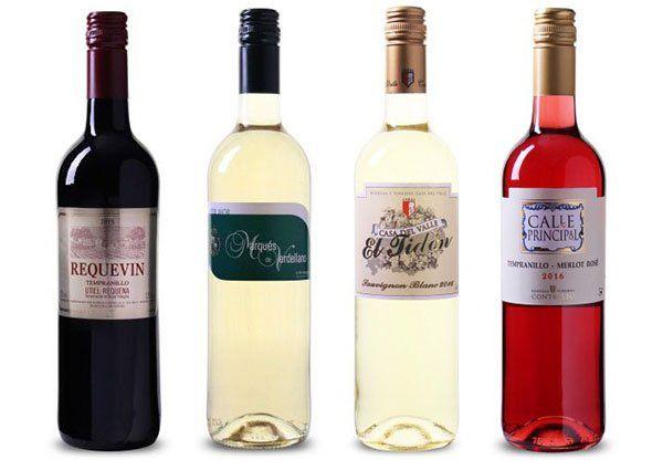 Ausgewählte Weine für 3,33€pro Flasche   z.B. Casa del Valle El Tidón Sauvignon Blanc