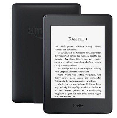 Kindle Paperwhite   6 Zoll eReader mit 300ppi ab 79€ (statt 115€)