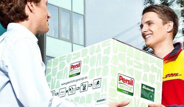 50€ Persil Reinigungsservice Gutschein für 25€   z.B. ausreichend für Reinigung von 4 Hemden und 4 Anzügen