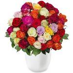 """39 Rosen """"Pretty Rainbow"""" für 22,94€"""