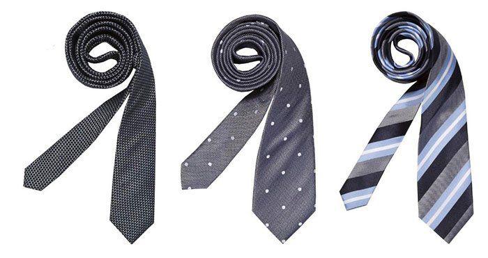 4 Seidensticker Krawatten für 67,96€