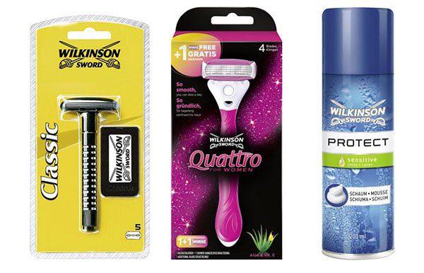 20% auf Wilkinson Sword Rasier Produkte bei Rossmann   z.B. Wilkinson Sword Protect Rasierschaum für 1,11€