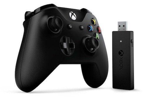 Xbox One Controller inkl. wireless Adapter für Windows für 35,91€ (statt 49€)
