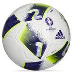 adidas Performance Euro 2016 Glider Fußball Größe 5 für 9,94€