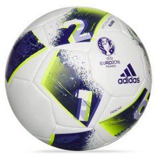 adidas Performance Euro 2016 Glider Fußball Größe 5 für 9,94€ (statt 16€)