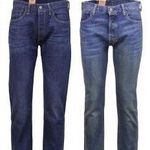 Levis 501 Original & Levis 511 Slim Fit Herren Jeans für je 59,90€